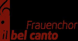 Logo Frauenchor il bel canto